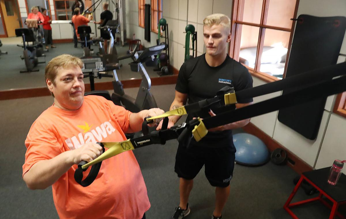 Cheryl Farley lose 100+ lbs