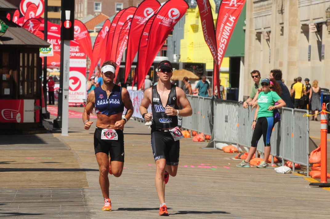 Chanllenage AC triathlon