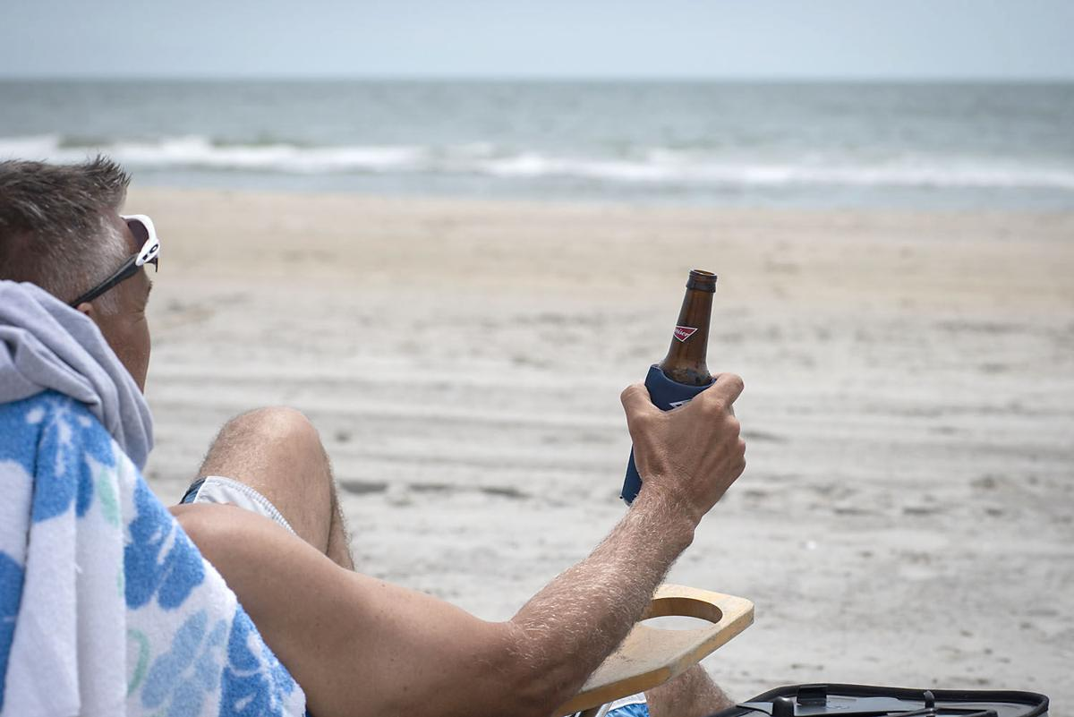 How Drinking On The Beach Is Policed In Atlantic Cape May Counties