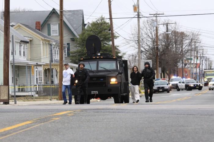 Millville Arrest