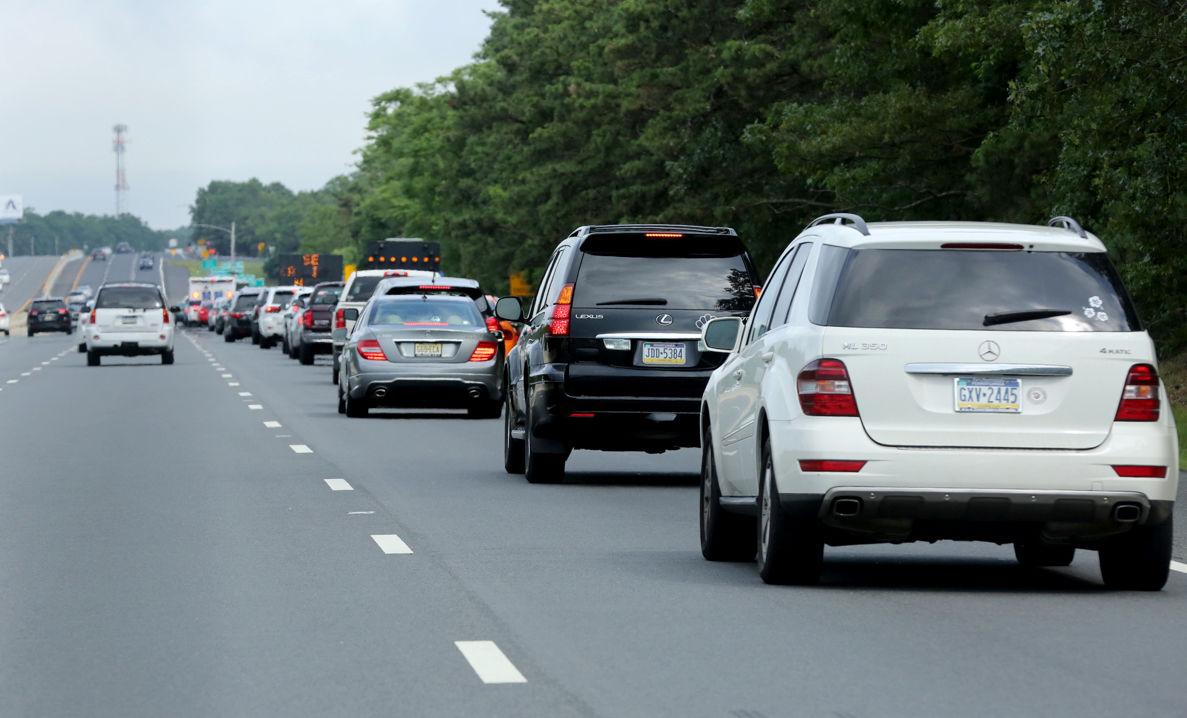 Expressway traffic