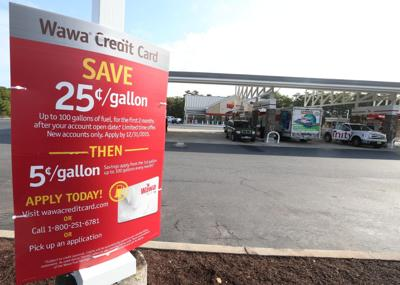 Wawa now offering credit card, cheaper gas | Business
