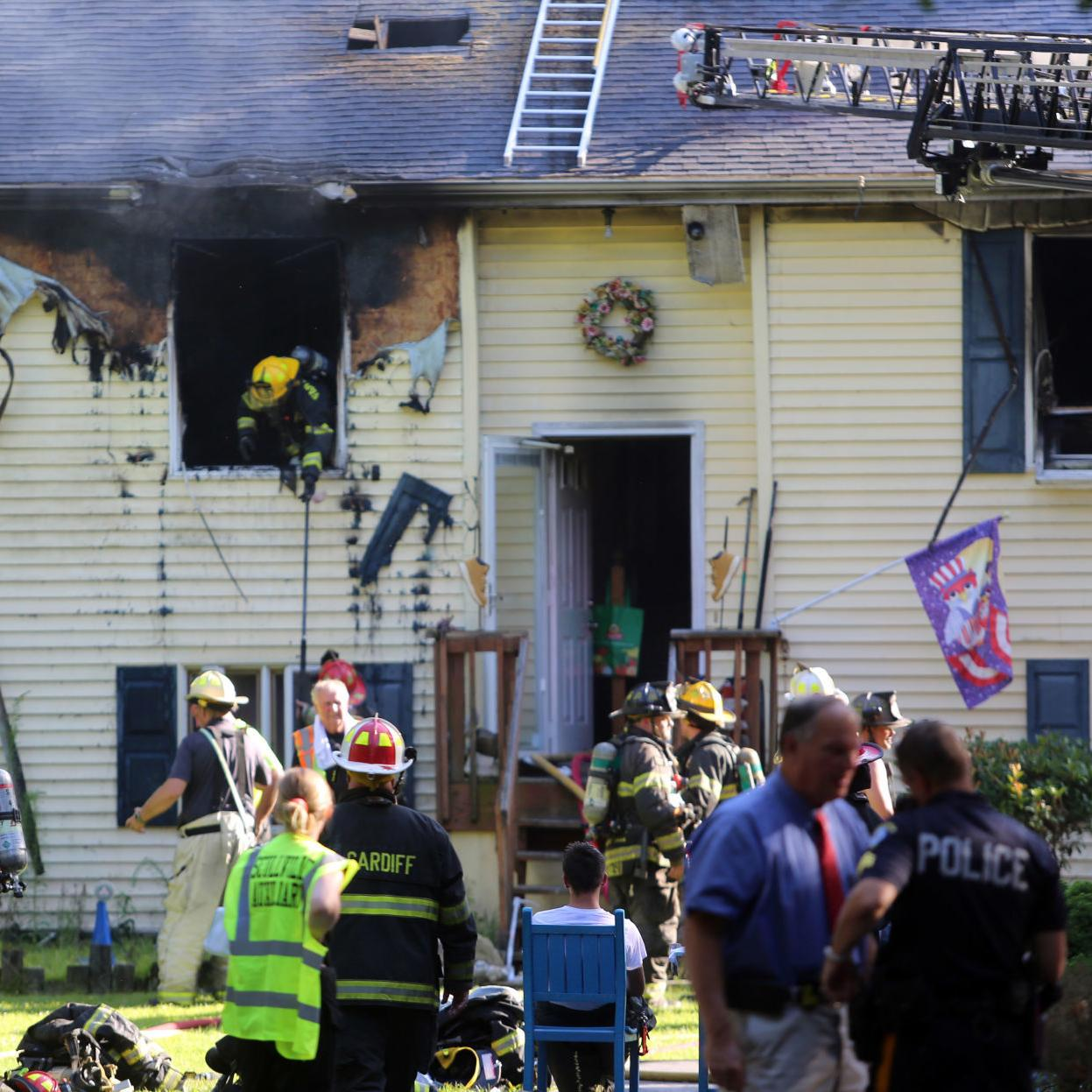 Donations set up for Egg Harbor Township family displaced by