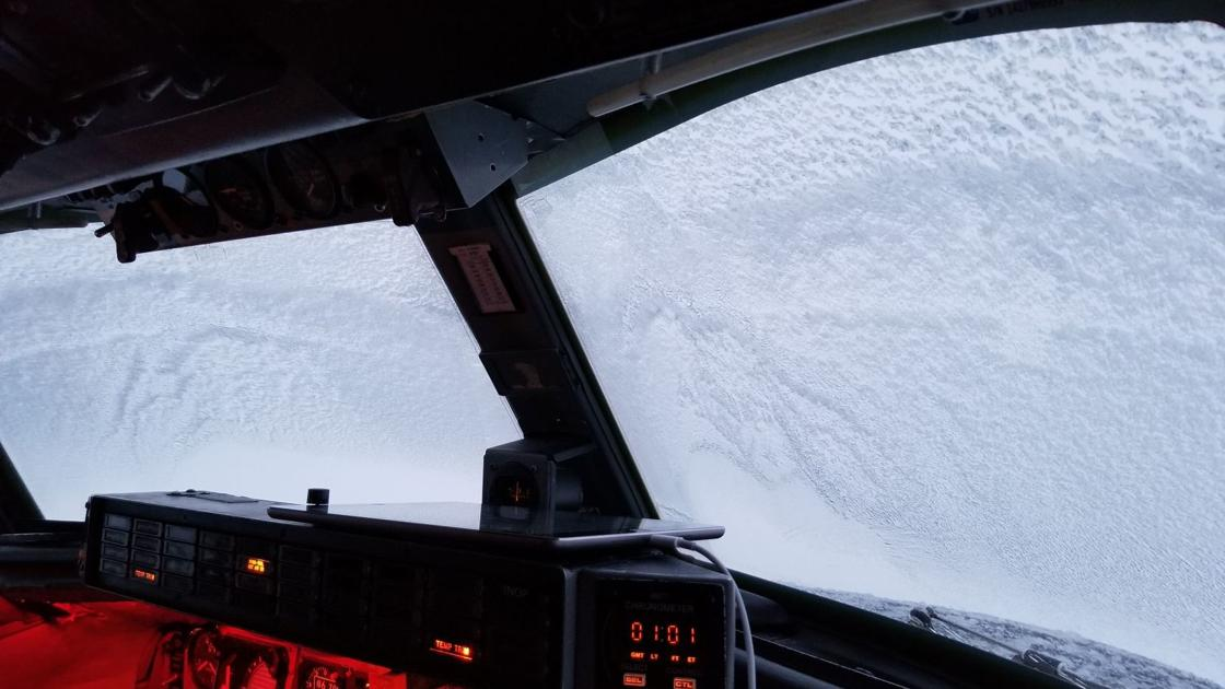 How the FAA Tech Center is trying to make flying in winter weather safer