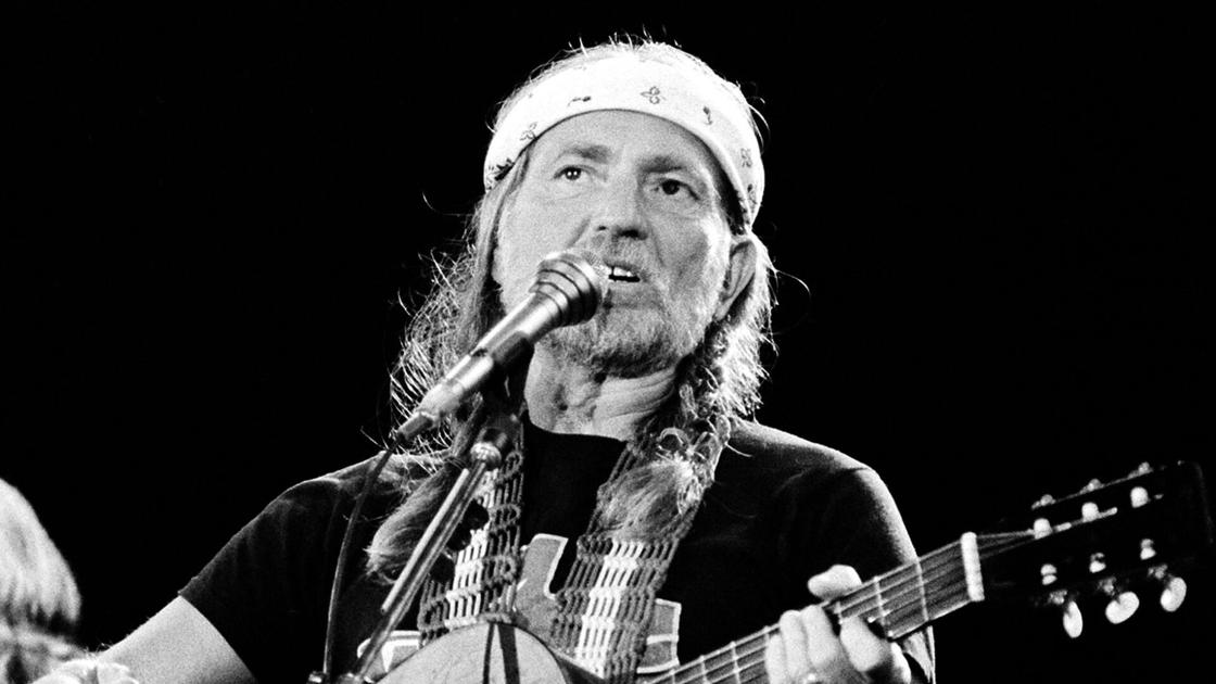Photos: Willie Nelson through the years