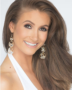 Miss North Carolina 2018 Laura Camille Matrazzo