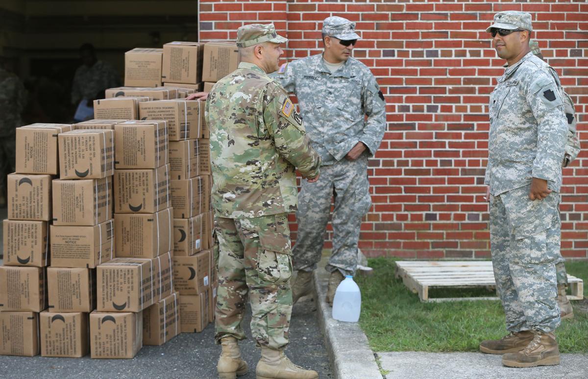 NJ National Guard 253rd Irma
