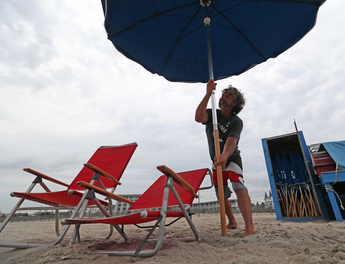 Steger's Beach Service