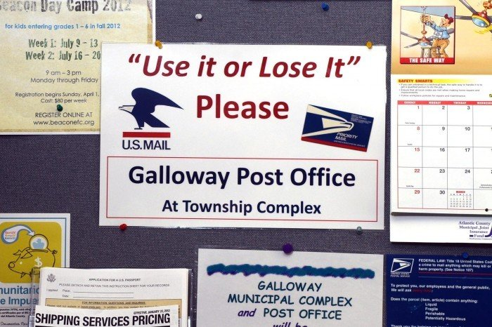Galloway post office