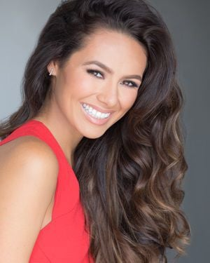 Miss Maryland 2018: Adrianna David