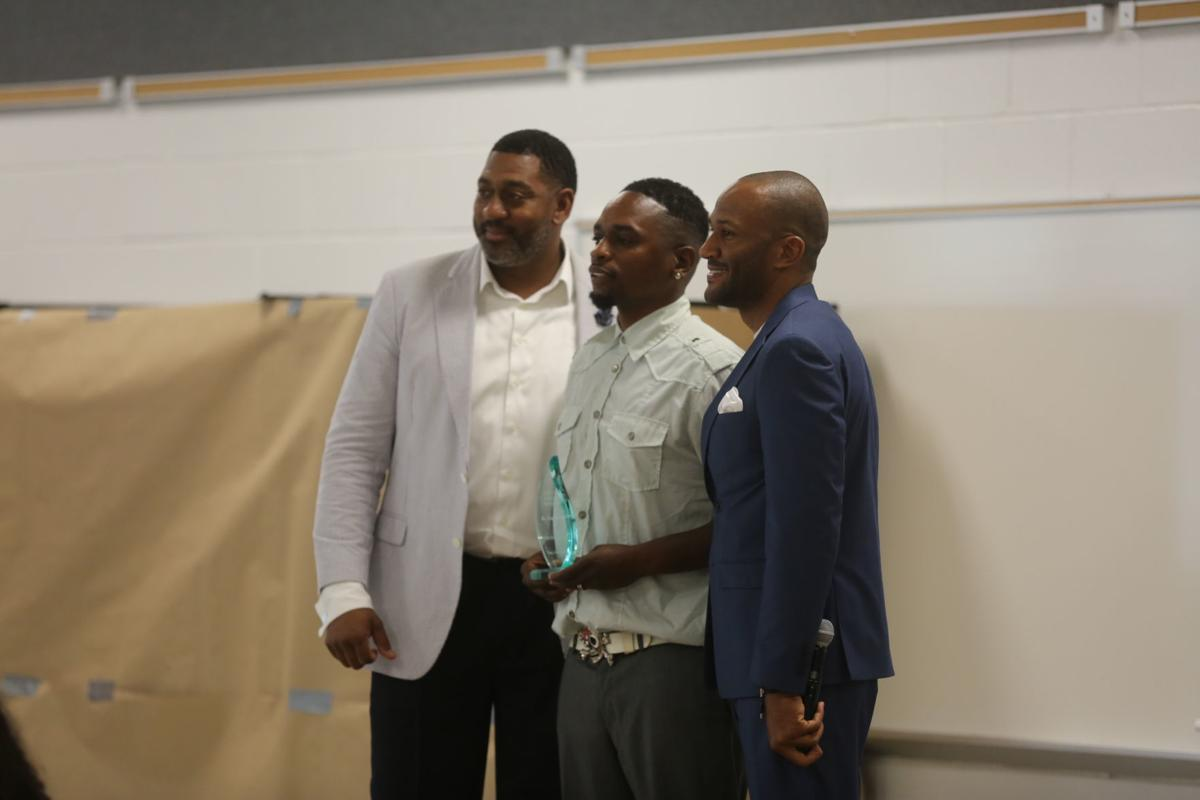 The Ocean City Juneteenth Organization hosts its third celebration, honoring eight local residents who contributed to the black community in Ocean City, Saturday, June 15, 2019.
