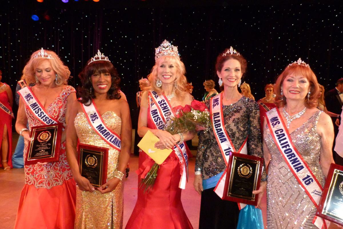 Ms. Senior America Pageant 2016