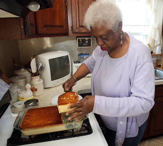 Legacy recipes: West Cape May's Lucille Thompson adds a new dish to a roster of great family recipes