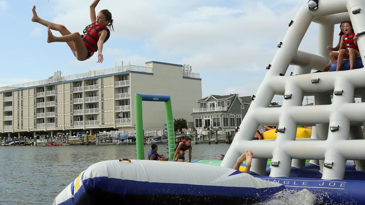 Fun at Island Water Sports Stone Harbor