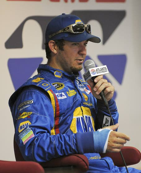 NASCAR stars face Chase cutoff tonight