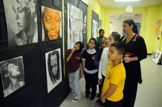 Pleasantville's South Main Street School becomes black history museum for day