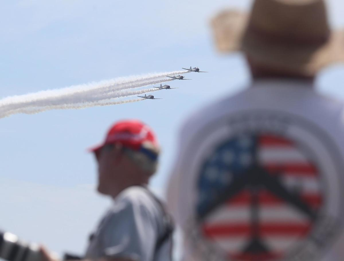 Atlantic City AirShow A Salute to Those That Serve