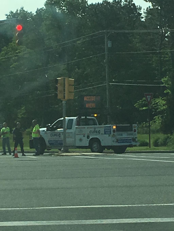 Somers Point senior hurt in Mays Landing motorcycle, car