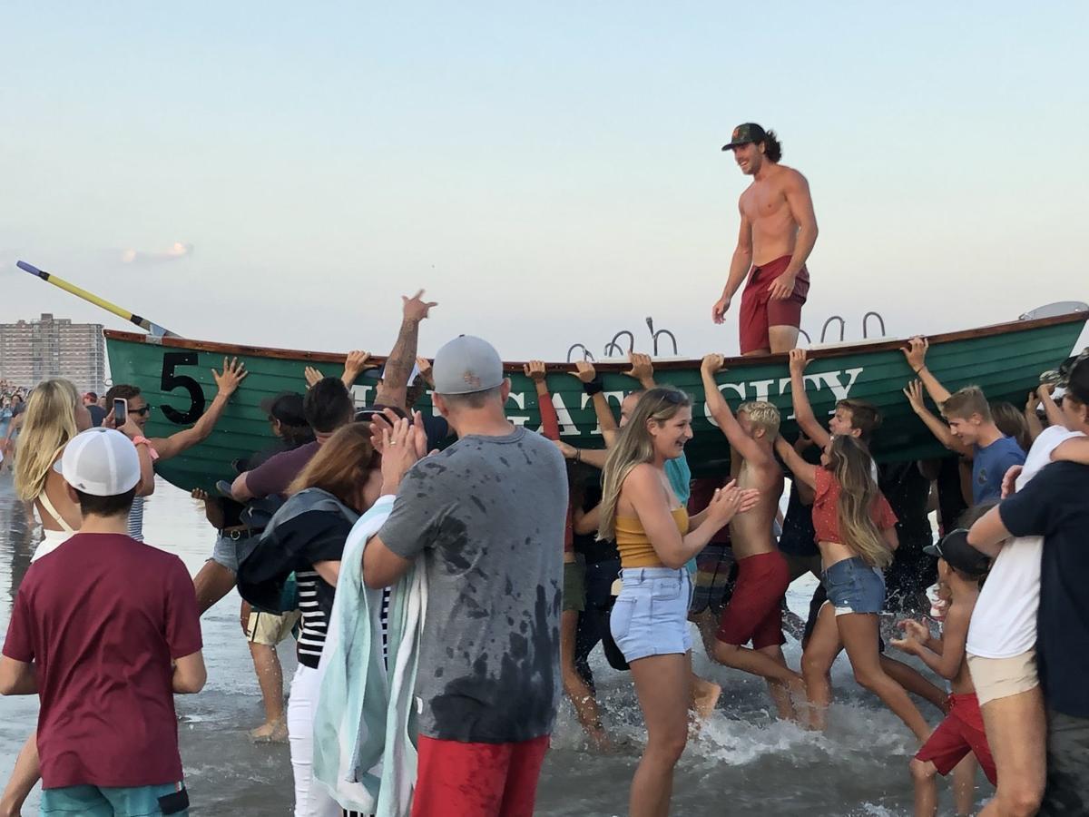 Spiers celebrates wins S.J. title