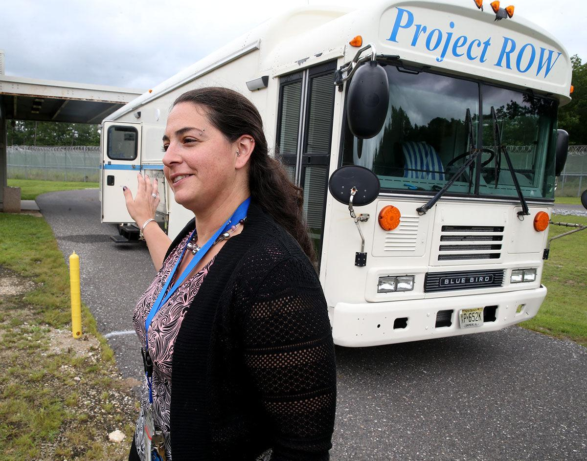 Atlantic County inmates first in state to get mobile methadone