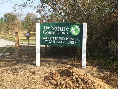 Nature Conservancy opening new preserve Oct. 29