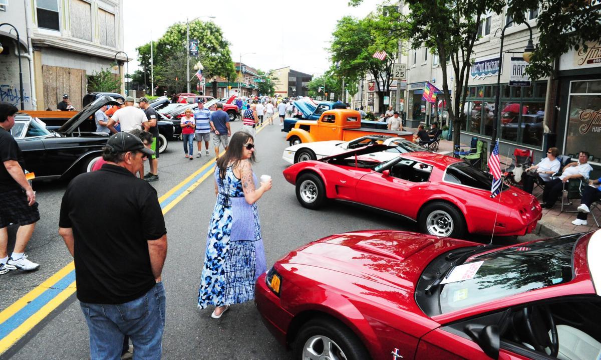 Millville Holds Downtown Car Show Pressofatlanticcitycom - Millville car show 2018