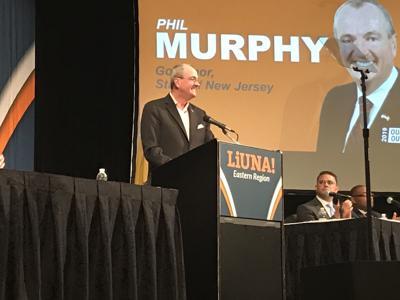 LiUNA Gov. Phil Murphy