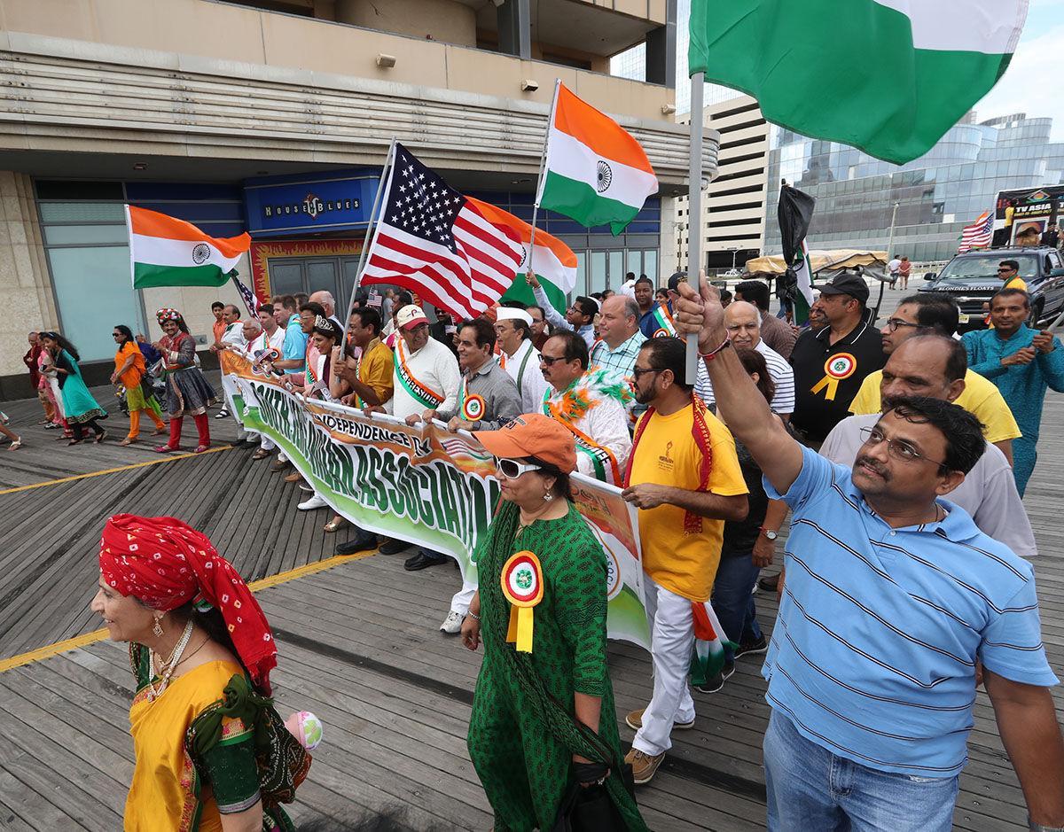 Indiaday parade