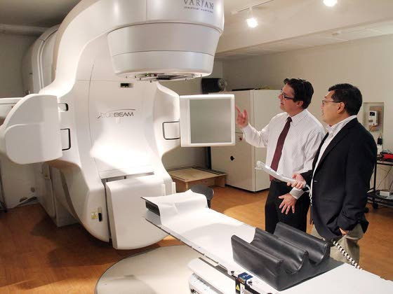 Using new technology  to fight cancer in Cape May