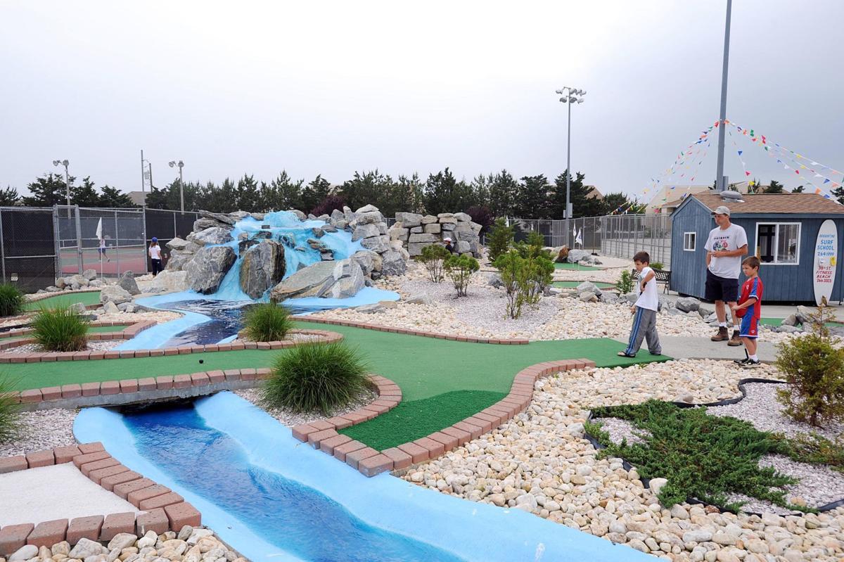 Mini Golf Calgary South