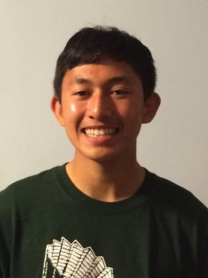 Boys tennis MVP: Ryan Pangilinan, Mainland Regional