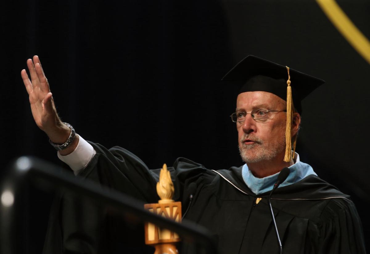 Stockton University Commencement Ceremony