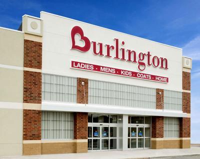 burlington store in upper darby - exterior