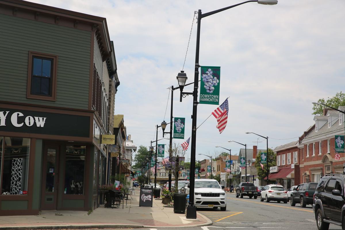 Hammonton Bellevue Avenue