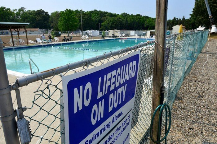 Philadelphia Girl 17 Drowns In Cape May County Campground Pool Cape May County