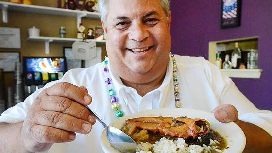 Legacy recipes: Egg Harbor Township's Carmen Marotta combines influences into a tasty gumbo