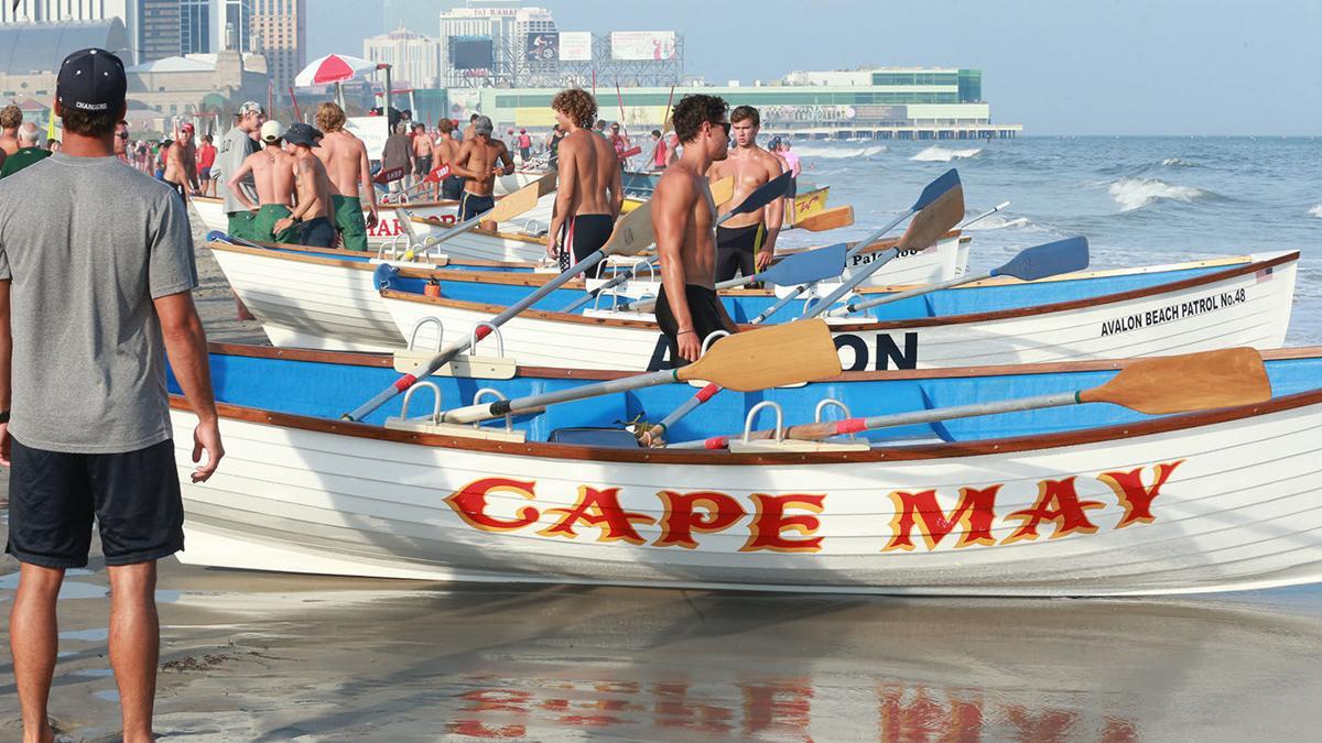 Photos from the Atlantic City Lifeguard Classic races