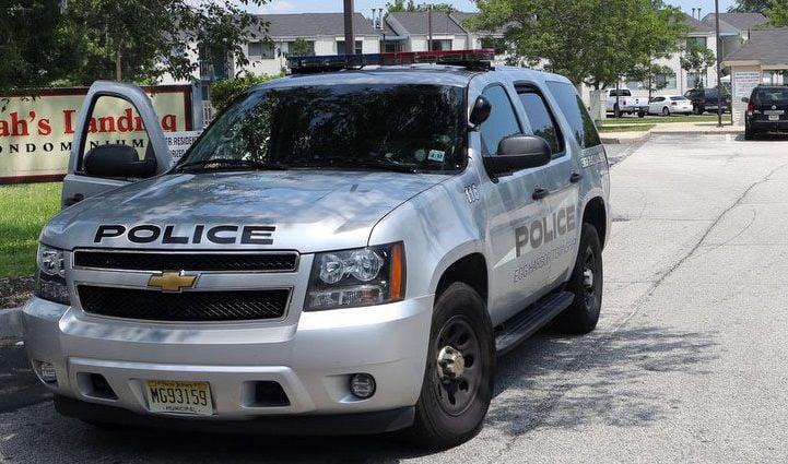 EHT police car