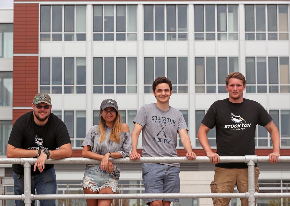 Stockton AC Students