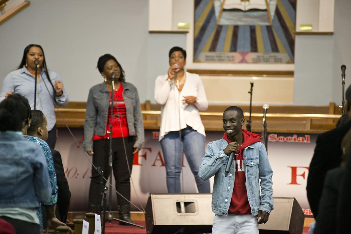 Mt Zion Church Music