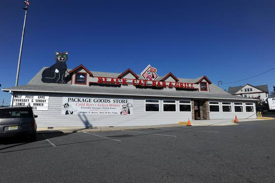 Black Cat Bar & Grill in Absecon: Something for everyone