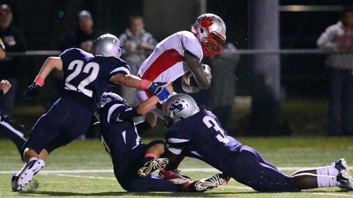 St. Augustine football