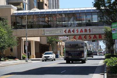 Caesars Hotel and Casino in Atlantic City