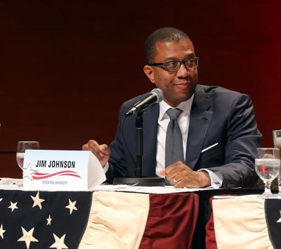 Gubernatorial Debate Democrat