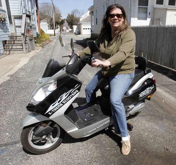 Ocean City Woman Will Fight Again For Electric Bike Cape