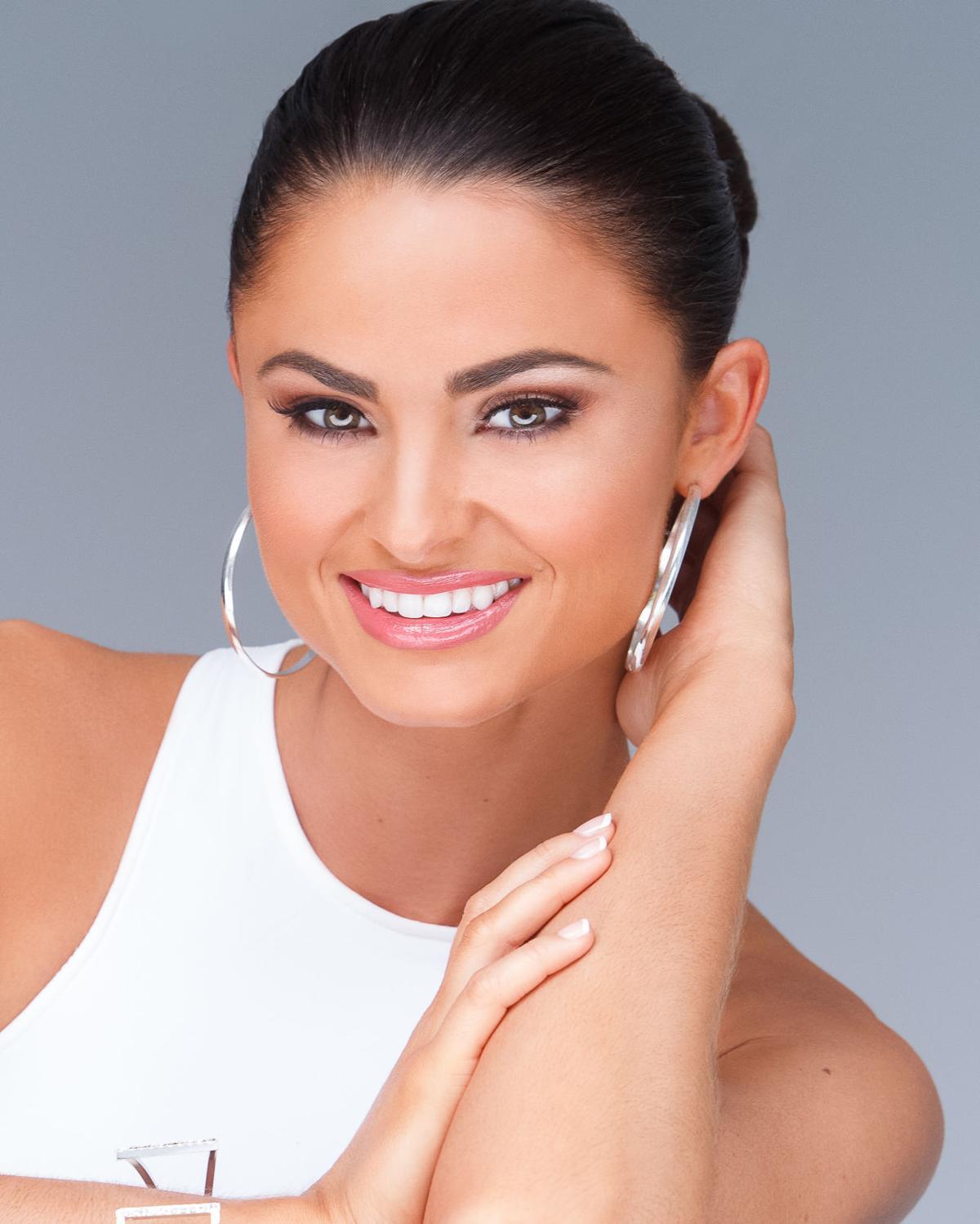 Miss Georgia 2017 Alyssa Beasley