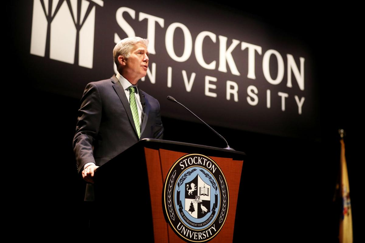 Justice Gorsuch at Stockton