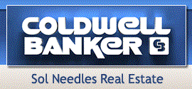 Coldwell Banker Sol Needles Logo
