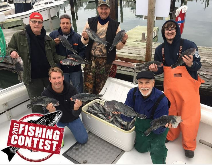 2017 Press Fishing Contest