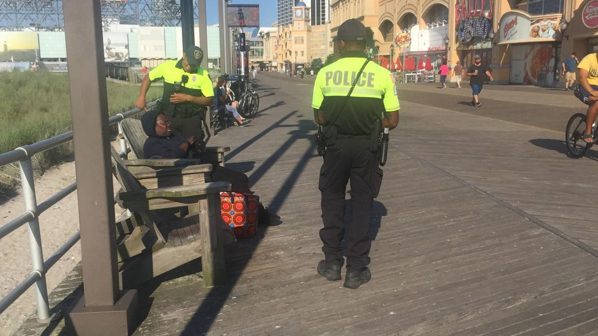 Boardwalk police